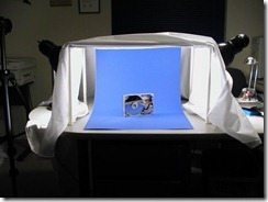 PVC Light Box