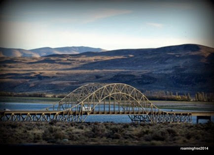 Bridge over the Columbia River