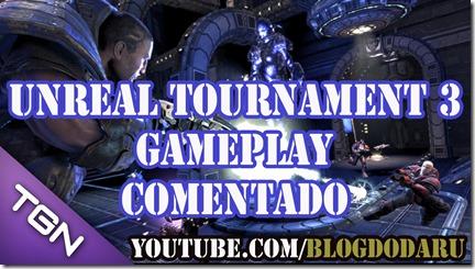 Unreal Tournament 3 Black Edition: Gameplay comentado
