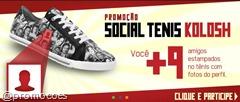 social tenis kolosh