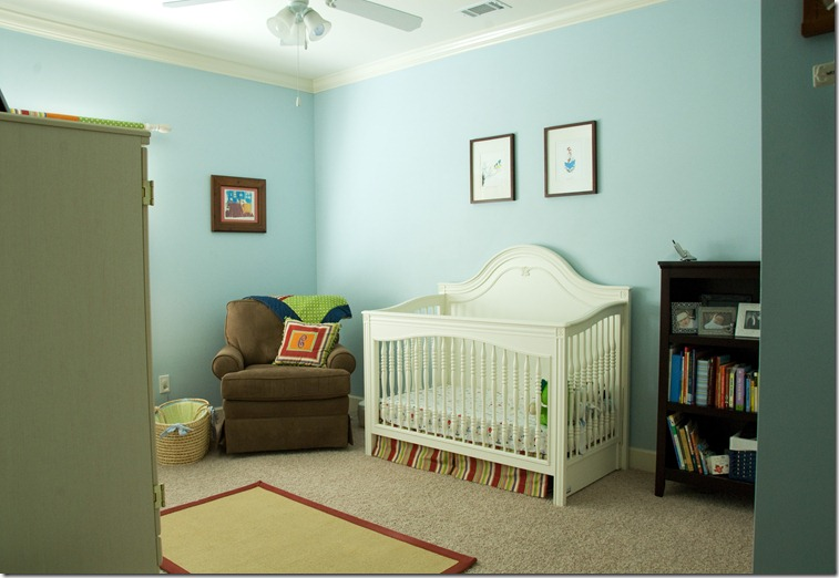 Nursery finished