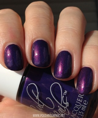 Cult Nails Flushed nail polish