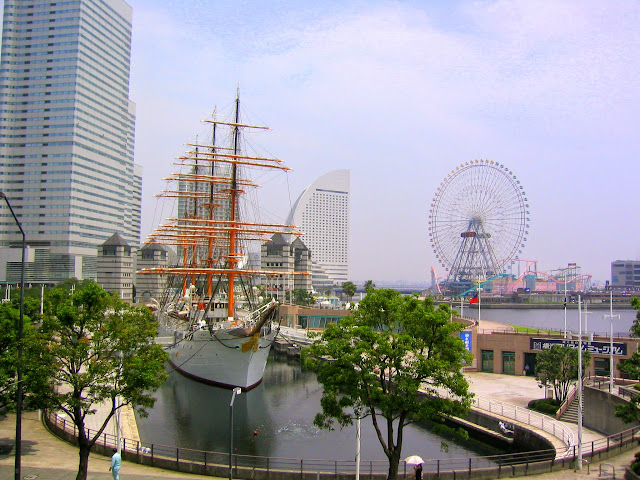 Minato Mirai 21, in Yokohama