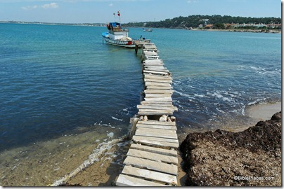 Troas wooden dock, tb041605191