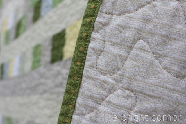 humanitarian quilt 1 binding
