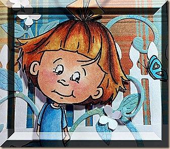 Sassy Cheryl's, Sassy Sally's  Butterfly