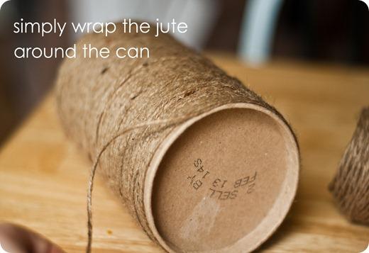 wrap jute