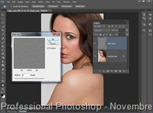 Professional Photoshop - Novembre 2012