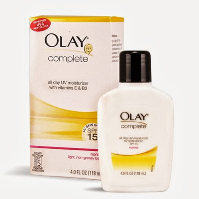 Olay complete spf 15 lotion 4oz 1 3