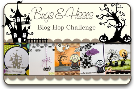Bugs And Hisses Blog Hop Challenge
