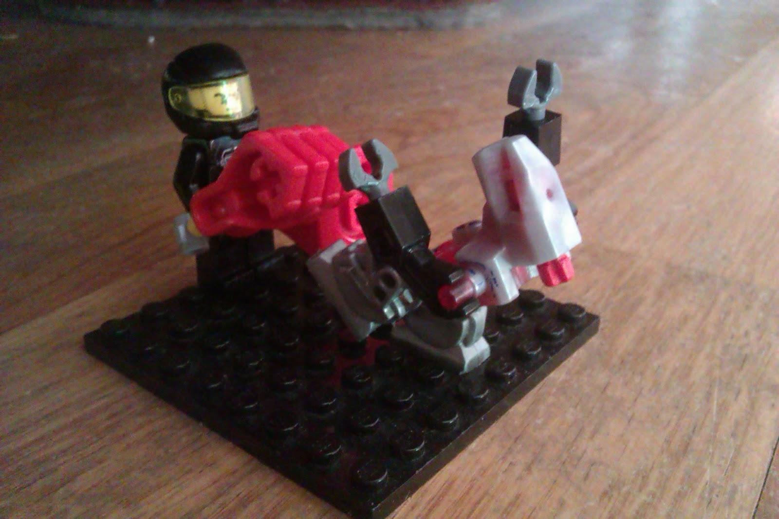 Как сделать Лего бакугана видео 71