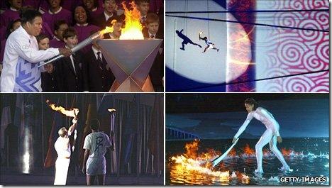 Pira olímpica