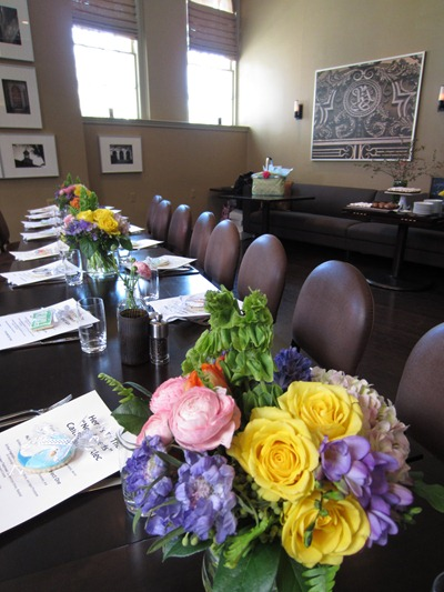 Boston Bridal Shower | Ideas in Bloom