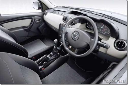 Dacia Duster Access UK 01