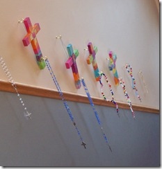 Rosary Hangers