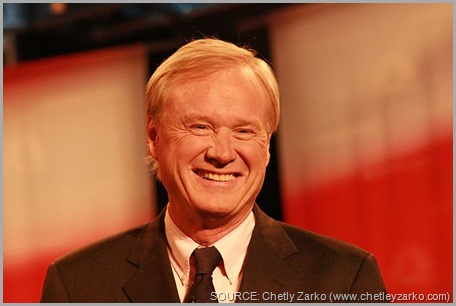 HARDBALL host Chris Matthews.