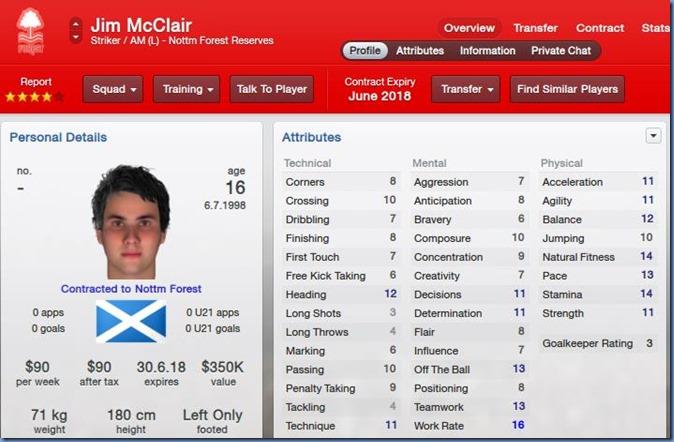 McClair