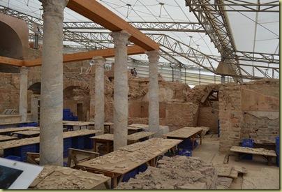 Ephesus inside houses