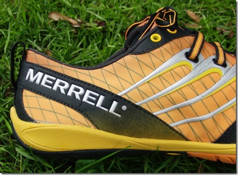 Merrell Sonic Glove Heel