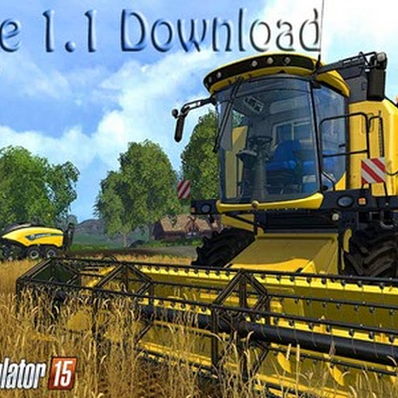 Farming Simulator 15 - Update 1.1 Download