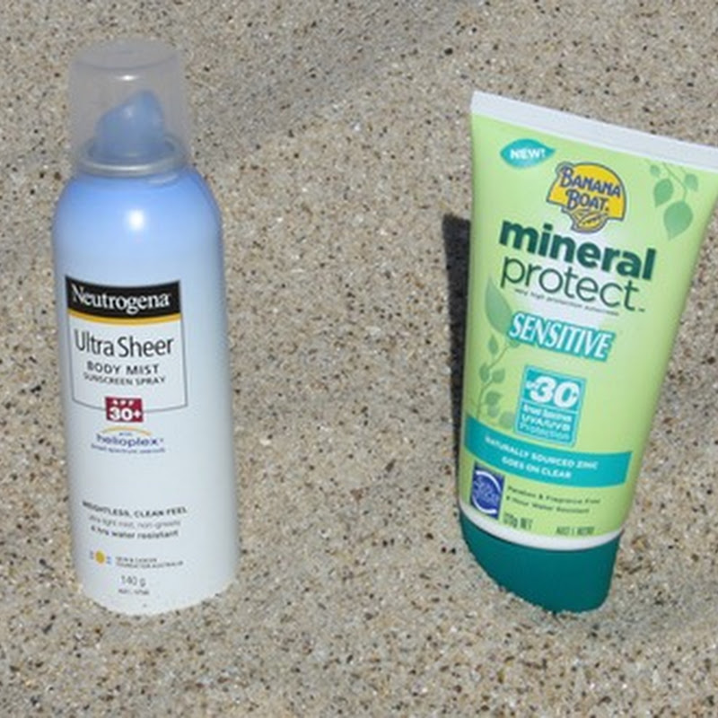 My 8 Summer Beauty Essentials