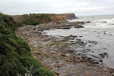A Rocky Shoreline - Catlins, New Zealand