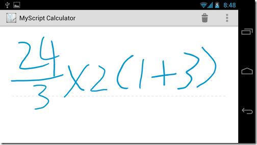 myscript calculator-01