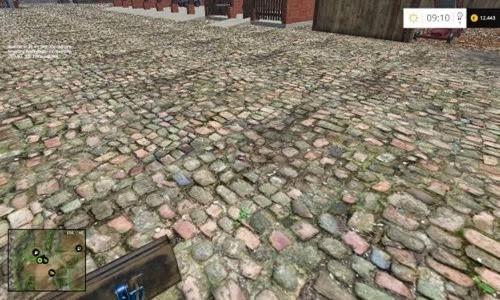 Texture-Terrain-HD