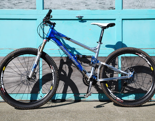 banshee scythe review nsmb spitfire      sram fox shox talas x9  hollow pin