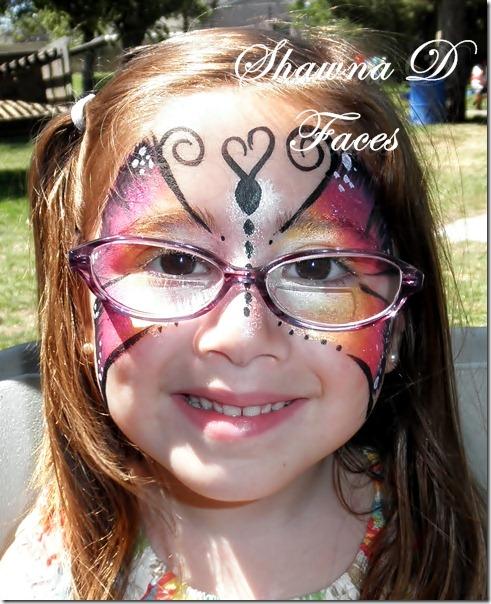 maquillaje mariposa halloween (2)