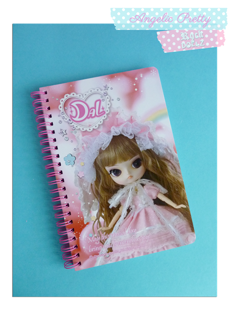 Dal Coral Notebook 01