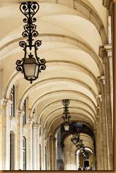 Lisbon, arcade