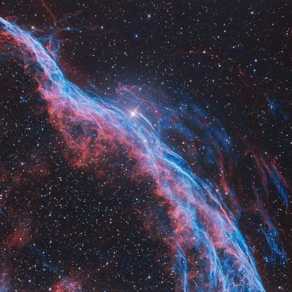 Nebulosa Vassoura da Bruxa