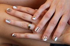Model (REVLON nails)