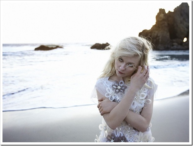 Kirsten Dunst by Yelena Yemchuk (True Heart - Vogue Italia February 2012) 8