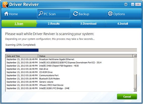 Driver-Reviver-Working