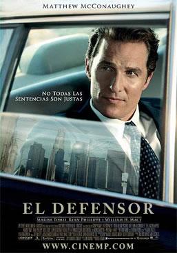Poster de El Defensor