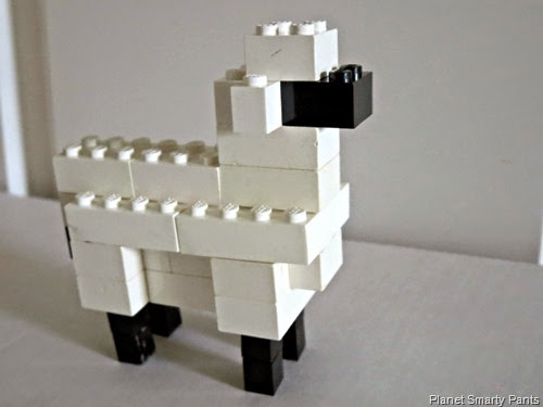 Lego-Sheep