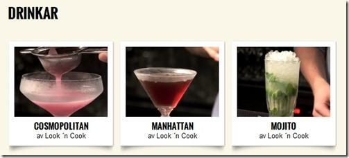 Look ´n Cook drinkar