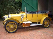 Vauxhall 1908 type A