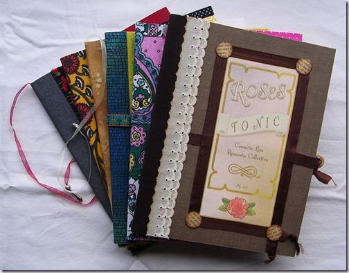 stapel-schriftboekjes