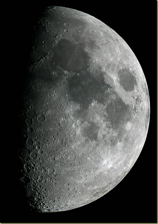 21 November 2012 Moon