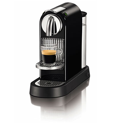 Nespresso Citiz Machine ($249, nespresso.com)