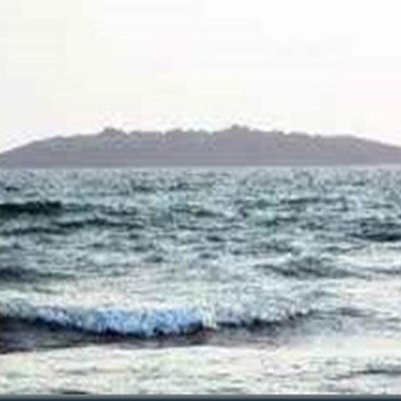 Ilhas surgem no Paquistão após terremoto - Agora são três !