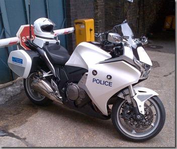 Honda VFR1200-SEG2