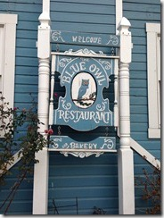 Blue Owl Restauarant