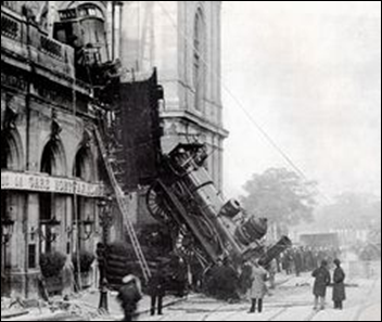 The new FiveThirtyEight: a train wreck. Photo: uncredited / DailyKos