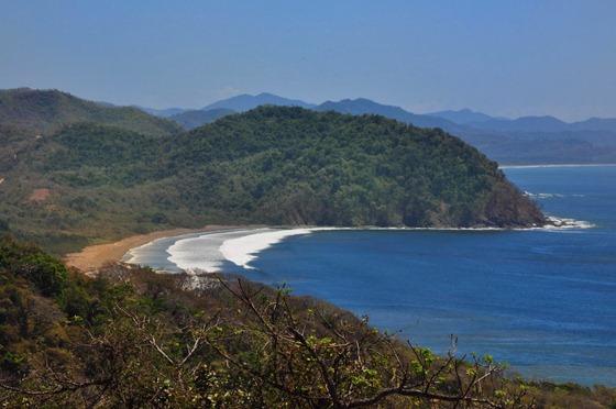 Camaronal Beach View