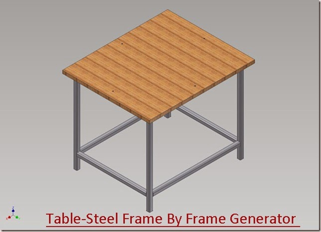 Table-Steel Frame_1