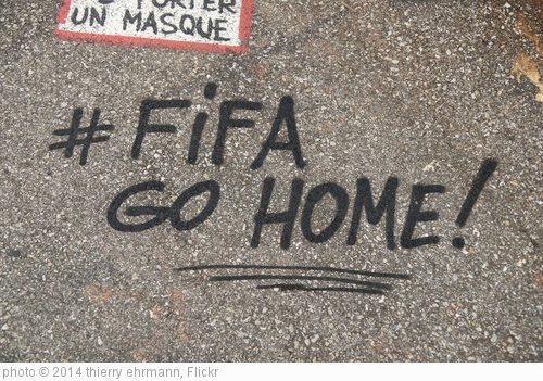 'FiFA go Home ! DDC_0550' photo (c) 2014, thierry ehrmann - license: https://creativecommons.org/licenses/by/2.0/
